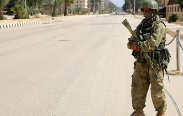 Ливия призвала ЕС и США ввести санкции против ЧВК «Вагнер»