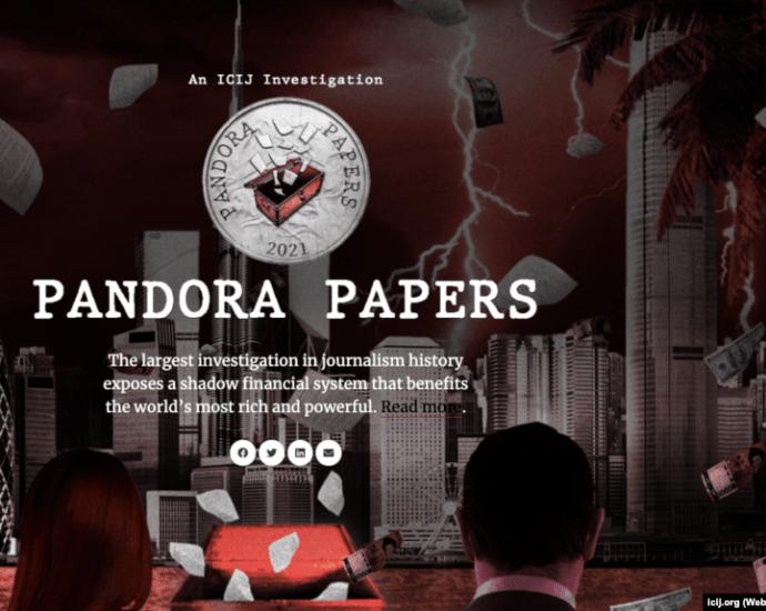 """""""Архив Пандоры"""": опубликованы данные об офшорах мировых лидеров"""