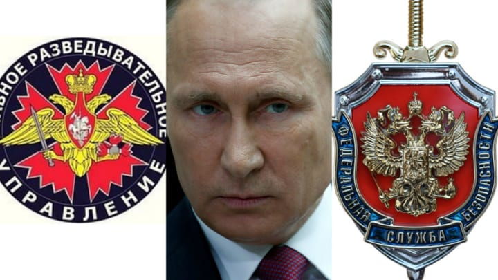 Putin is blackmailing the West by killing opponents