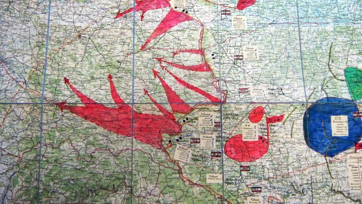 Советский план нападения на Германию. Вариант от 15 мая 1941 года