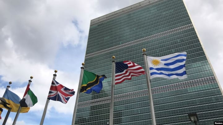 Доклад ООН обвинил Россию в военных преступлениях в Сирии