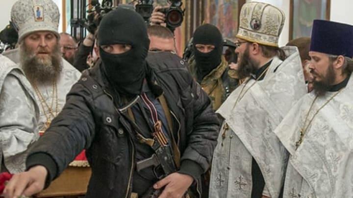 РПЦ в Германии собирает деньги для боевиков Донбасса