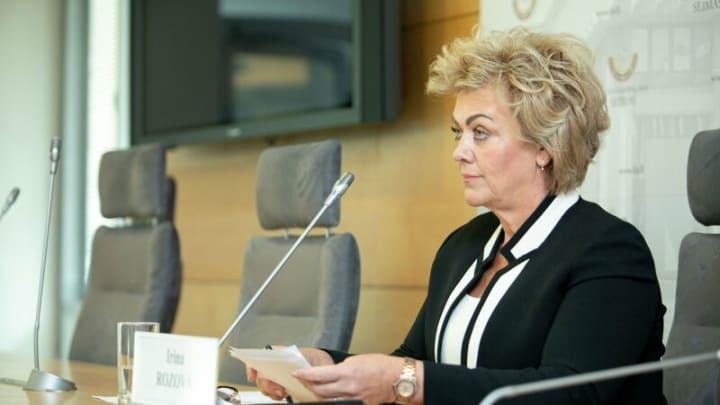 В Сейме Литвы собрали подписи за начало процедуры импичмента Розовой