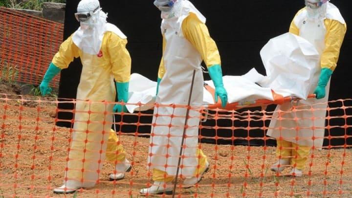 """В Демократической республике Конго (ДРК) вспышка Эбола. Там же, где находится ЧВК """"Вагнер"""""""