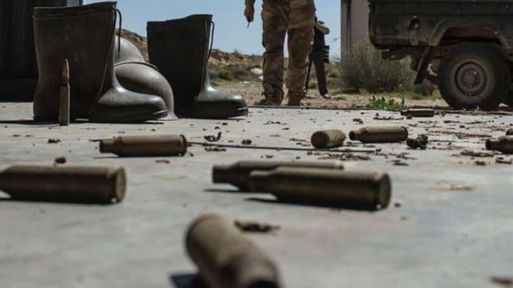 Турки устроили «карантин» группировке Вагнера в Ливии
