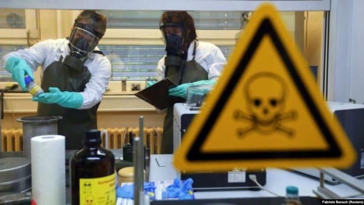 США ввели санкции против российских НИИ, подозреваемых в разработке химического и биологического оружия