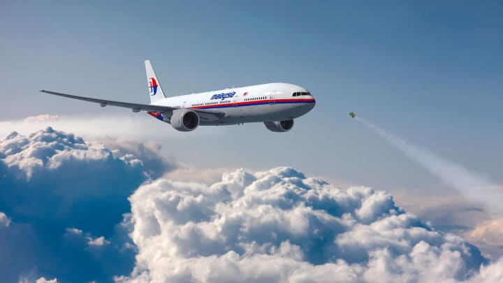 Украина не виновна в гибели Боинга MH17