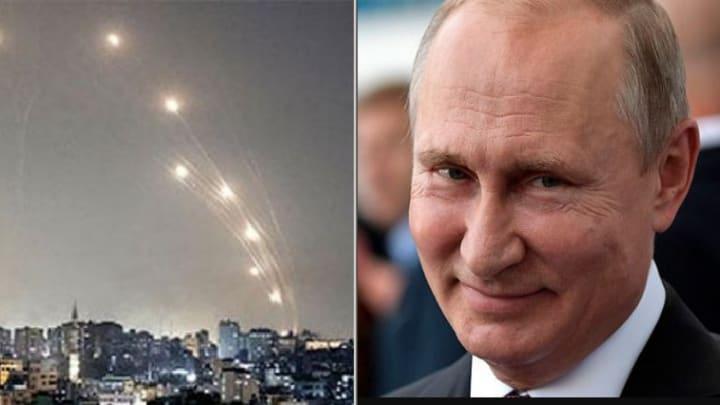 ХАМАС стреляет по Израилю в интересах России.