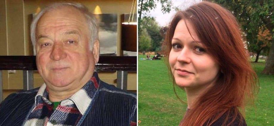 Британия предъявила обвинения третьему подозреваемому в отравлении Скрипалей