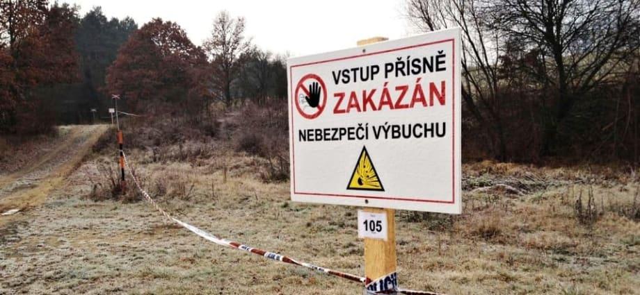 Чехия обратилась с просьбой о содействии в проведении расследования взрывов к нескольким странам ЕС