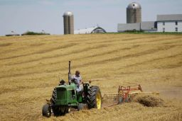 US farmer