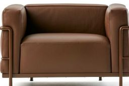 Modern leather chairs