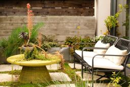 Awesome small backyards