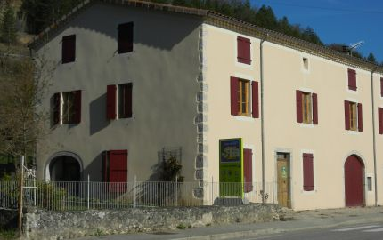 Gite de vacances pour 4 personnes dans la vallée de la Drôme