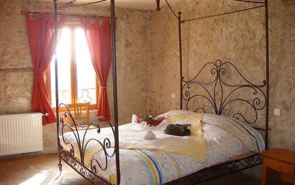 """Chambre """"La Royale"""" - Chambre familiale"""