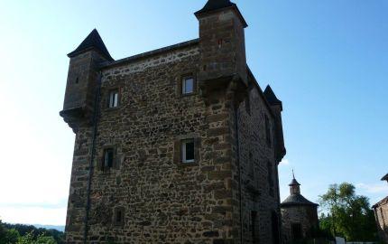 Chambre famille standard au Château d'Arcis