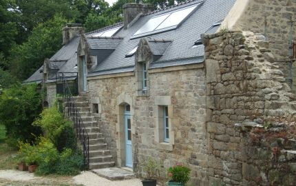 les chambres de Nistoir-Glazel  en Centre Bretagne