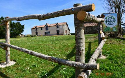 Ferme agro-biologique Vendée + Chambre d'hôte familiale