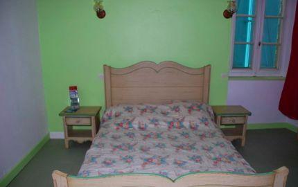 Chambre familiale au Clos Ambels