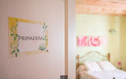Arantzeta - Chambre Primadera