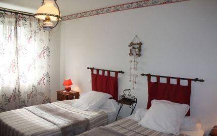 Ferme du Pichet - A la campagne- 2 lits une place
