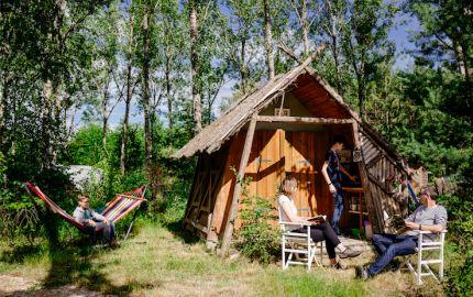 Cabane Robin de Bois