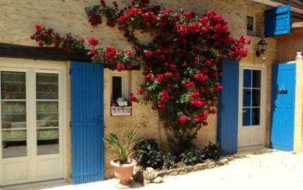 Chambre d'hôte de La Rivière - 1