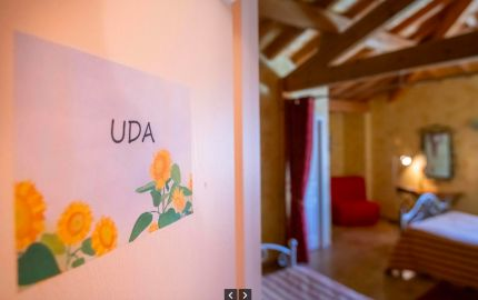 Arantzeta - Chambre Uda