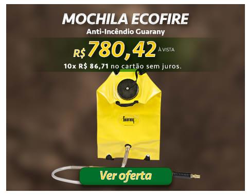 Mochila Ecofire