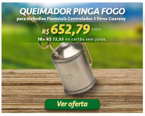 Queimador Pinga-Fogo