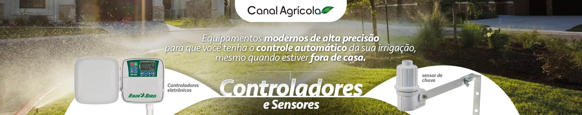 Controladores e Sensores