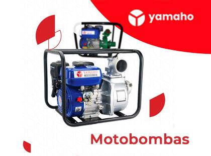 Motobombas Yamaho
