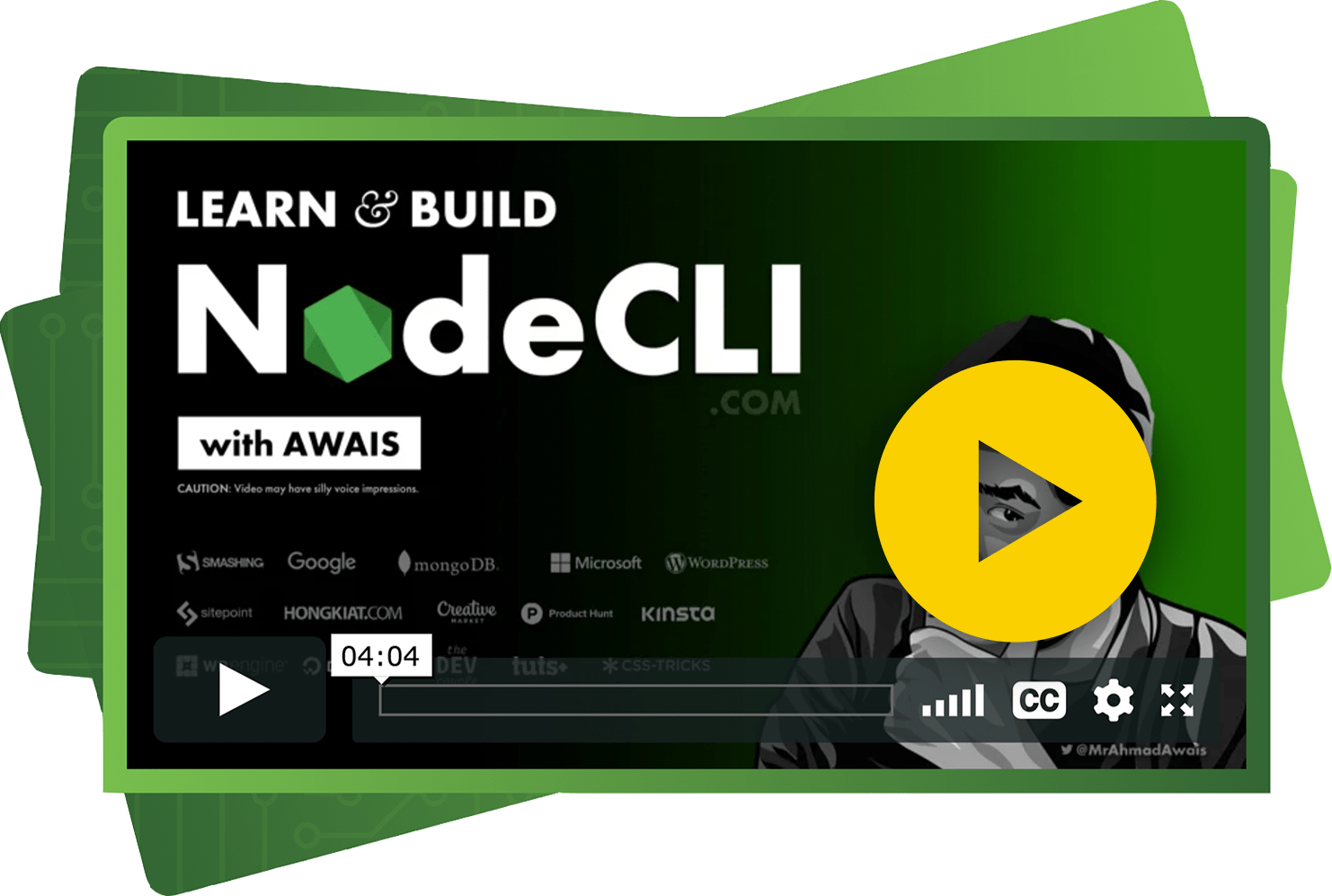 NodeCLI.com Course: Build CLI Apps