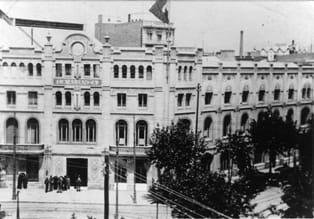 Casino Aliança Poblenou 1930