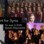 Støttekonsert for Syria - 24. september