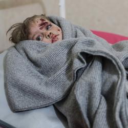 Hjælp i Syrien og nærområdet