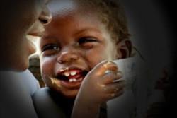 Red børn fanget i katastrofer