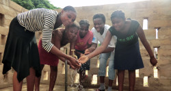 Gi en brønn til Zambia