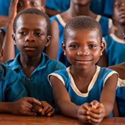Lahjoita kehitysmaiden lapsille