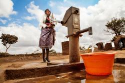 Voda a podvýživa