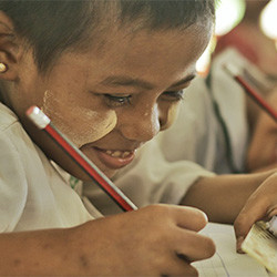 Help children with education and a better future