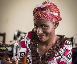 Støtt kvinnesenter i Kongo