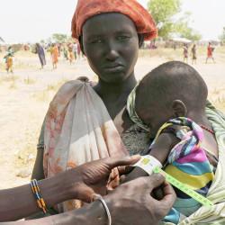 Sultkatastrofe truer store dele af Afrika