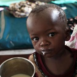 Sult i Østafrika
