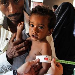 Hjelp oss å redde barns liv i Jemen