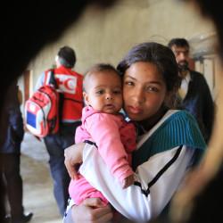 Päivätyökeräyksellä apua Syyriaan