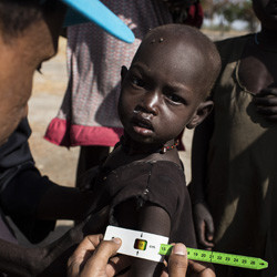 Hjelp millioner på randen av sult i Øst-Afrika og Jemen