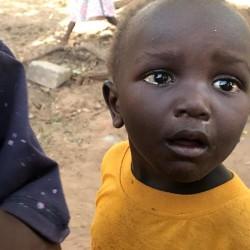 Mahdollisuuksia Gambian lapsille