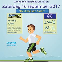 Winkelrijk Marsdijk Run Assen 2017