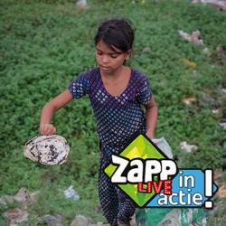 Zapplive in actie voor UNICEF